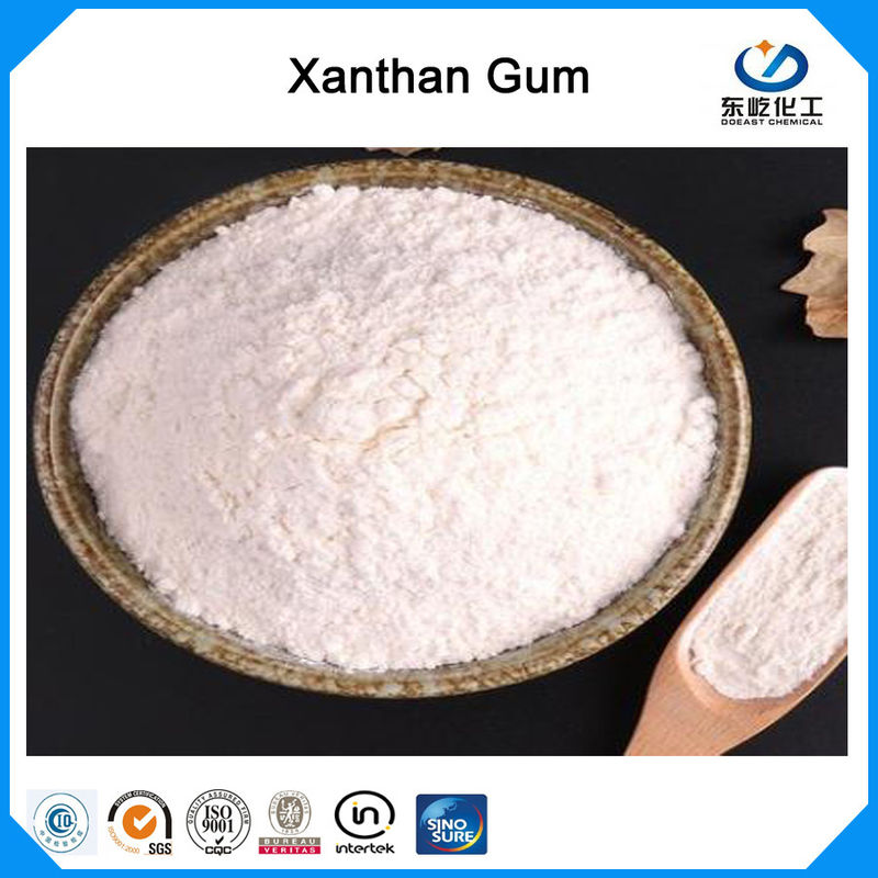 Corn Starch Raw Material Xanthan Gum Powder Produce Thickener CAS 11138-66-2